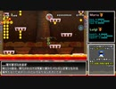 "【TAS】NewスーパーマリオブラザーズWii ""Multiplayer"" 8-城"