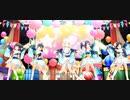 【デレステ MV】Happy New Yeah! (ふぁんふぁんランド(赤城みりあ、福山舞、遊佐こずえ、三好紗南、橘ありす))