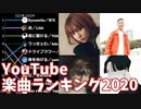 【2020年】YouTube楽曲・週間再生数ランキング推移