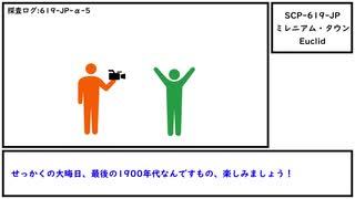 【ゆっくり紹介】SCP-619-JP【ミレニアム・タウン】