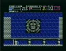 MSX版 魔城伝説2ガリウスの迷宮 クリアビデオ 1/4