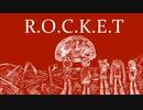 【闇音レンリ、志音アヤ、英翠韻作蓉、黒昴宿】R.O.C.K.E.T【UTAUカバー】