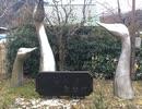 [旅行]生坂村 水鳥公園をただ歩くだけの3分間