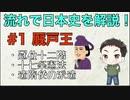 #1  厩戸王【「わかる」シリーズ 日本史編】