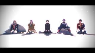 【MMD刀剣乱舞】Henceforth【多キャラ】(1080P対応)