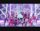 【バラエティー研究所4K】 IZ*ONE 密着カメラ「Sequence」@Show!Music Core MBC210109放送