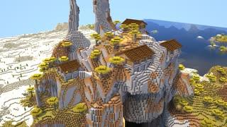 【Minecraft】今更ドハマりした男の『MINECRAFT』実況プレイ Ex-2