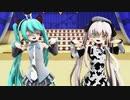 【Ray-MMD】いーあるふぁんくらぶ(HIMEHINA Cover)【エルシー ・ イステアリちゃんとミクちゃんバージョン】
