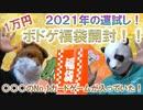 【福袋2021】動物達で10,000円福袋を開封してみた!!【ボードゲーム福袋】