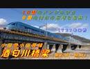 【御年94歳の鉄橋を渡る9種の車両群!】小田急日和#3《酒匂川橋梁(新松田~開成)編》