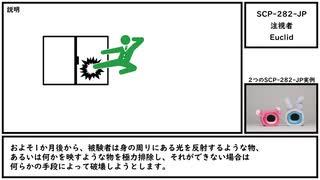 【ゆっくり紹介】SCP-282-JP【注視者】