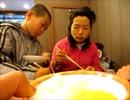 のまさんち「シマいリス 韓国の ジャージャー麺 の味は?【コリアなんだ!計画】.wmv」
