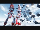 【MMD】らぶ式Rouge・Yukiで『DAYBREAK FRONTLINE』ロボコスver. 1080p