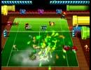 マリオテニスGC(トーナメント)ギミックマスターズ(ダブルス)