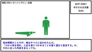 【ゆっくり紹介】SCP-5801【ゆきだるま天国】