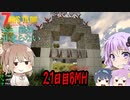 【7daystodie】Renewal:感染が止まらない#12【A型拠点で峠の21日目】(α19.3 MOD)