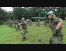 平成29年度予備自衛官中央訓練