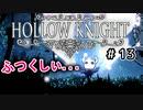 【実況】HOLLOW KNIGHT #13 ムシの王国、広すぎぃ!!