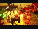 【デジボク地球防衛軍】BGM 勝利の兆し(バルガ搭乗時BGM、地球防衛軍5優勢BGM) 通常版+OVERDRIVE版3種