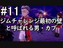 【2人実況】スイッチ持ってない友人とポケモンシールドを草タイプ縛りで実況プレイ part11