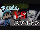 【Minecraft】くるくるスケルトン登場?!#3   【スカイブロック】