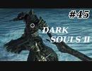 【初見実況】ゲーム下手がダークソウルⅡもクリアするまで その45【DARK SOULSⅡ 】