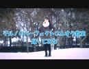 【小6】チルノのパーフェクトさんすう教室【×踊ってみた】【雪と戯れる】