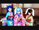 【東方ニコ楽祭・新春】シンデレラケージ【東方アレンジ】