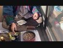 【ベランダ飯】鍋になっちゃったジンギスカン