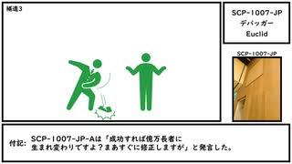 【ゆっくり紹介】SCP-1007-JP【デバッガー】
