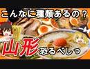 【成仏動画】ラーメン王国山形の魅力をゆっくり解説・紹介【1/3】