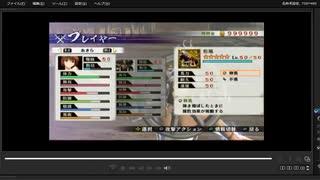 [プレイ動画] 戦国無双4-Ⅱの木津川口の戦いをあきらでプレイ