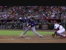 【MLB】ワンバン打ちの名人Dickersonの悪球打ち集