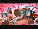 【コイカツ!】初音ミクライブ『教えて!!魔法のLyric』【KKVMD】