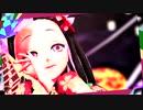 【鬼滅の刃MMD】【お着換えMMD】禰豆子ちゃんに桃原恋歌踊ってもらった(+見守るかまぼこ)