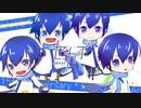 【KAITO】セカイ【V1&V3カバー】