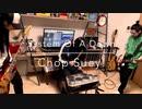 [ 一人LIVE妄想 ] System Of A Down - Chop Suey! 一人でバンドしてみた [ Bass + Guitar + Drum Cover ]
