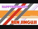 【神宮寺レン生誕祭2021】RenBirthday!!【ソロ曲アレンジメドレー】