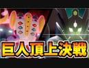 【実況】ポケモン剣盾 はりきりレジギガスでたわむれるつもりが頂上決戦になった