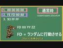【FF5】 モンスター行動の内部プログラム【ゆっくり実況】