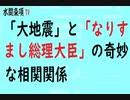 第286回『「大地震」と「なりすまし総理大臣」の奇妙な相関関係』【水間条項TV会員動画】