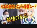 【韓国の反応】「約束という概念が無い」日本政府内で広がるムード事に対し、韓国さんが…【世界の〇〇にゅーす】