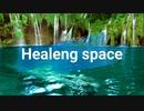 【自然音】滝の音でリラックス(勉強※ 安眠※ 瞑想用)リラックスしながら超集中する脳波(mid-α波)で心身浄化