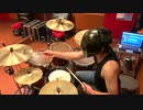【叩いてみた】拝啓ドッペルゲンガー / KEMU feat.GUMI   drum cover【てつを】