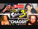 海外の反応まとめ【Switch新作】スプラトゥーン3初報PV【Nintendo Direct 2021.2.18】