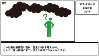 【ゆっくり紹介】SCP-238-JP【星辰の娘】