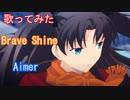 【歌ってみた】Brave Shine/Aimer/TV size(Fate2期OP)