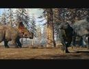 恐竜たちの大移動①