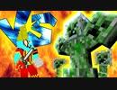 爆発だらけの火星ダンジョン【Minecraft】#11