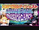 【10分ダイジェスト】MUSIC&DANCE / いちこん渋谷ストリートライブ 音楽即興4名×リアルタイムダンス4名 #cluster にて2020年2月20日開催